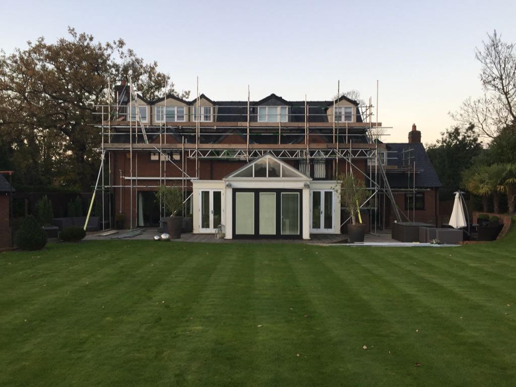 Goostery – Rendering and paintwork project – Rear view